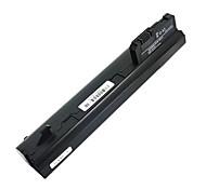 5200mah sostituzione della batteria del computer portatile per l'HP Mini 110 110c 102 CQ10 HSTNN-CB0D - Nero