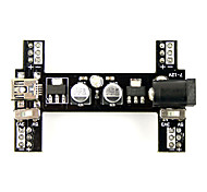 Power Black Wings Module Breadboard Adapter for (For Arduino) (Works with Official (For Arduino) Boards)