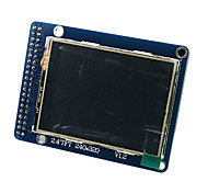 "2.4"" TFT LCD Screen Touch Sensor Module with Touch Pen for (For Arduino)"