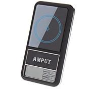 500 g 0,1 g Profesional Digital Mini Pocket Scale (Negro)