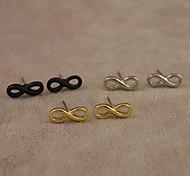 Fashion 8-Type Stud Earrings