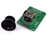 5 pines del módulo controlador del juego de joystick ps2 de 2 vías para (para arduino) (trabaja con (para arduino) Tablas oficiales)