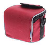 NEW Sepai SP-B607-RD Professional Square Crossbody Shoulder Bag for ILDC Camera Red, Grey, Brown,Black