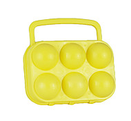 Outdoor Camping Egg Box with Handle
