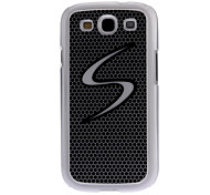 S vormige LED Twinkling Light Case Cover voor de Samsung Galaxy S3 I9300