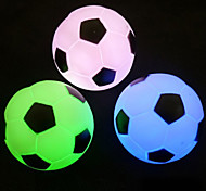 Luminous Football Nacht Christmas Light (zufällige Farbe)