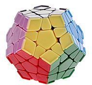 DaYan DIY Megaminx ABS Brain Teaser Magic IQ Cube Complete Kit
