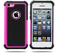 Futebol Lines Hard Case 3in1 para iPhone 5C (cores sortidas)