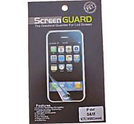 Professional Diamond Pattern Film Anti-Glare LCD Screen Guard Protector for Samsung Galaxy Note3 N9000