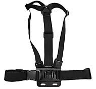 G TMC Cintura toracica per GoPro HD Hero 2 e 3 (nero)