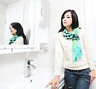 красочный проверка напечатаны мода 2013 новый стиль шарф