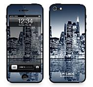 "Da Code ™ Skin for iPhone 5/5S: ""New York Reflection"" (City Series)"