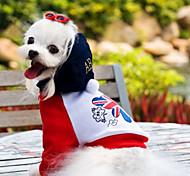 Gafas de sol estilo Horquilla para Mascotas Perros (color al azar)