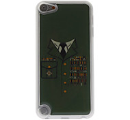 speciale ontwerp game machine patroon epoxy harde case voor ipod touch 5