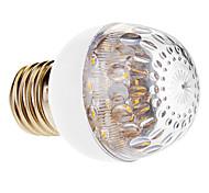 Ampoules Globe LED Blanc Chaud E26/E27 1W 20 80 LM AC 100-240 V