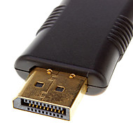 Displayport Male to HDMI V1.3 Female Adapter