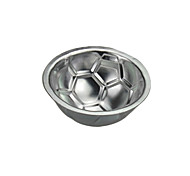 Aluminum Birthday Cake Baking Football Pan Mold DIY Non-toxic