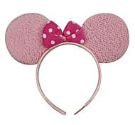 Lureme®Christmas Gift Pink Headbands