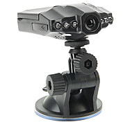 2.5 Inch TFT-LCD Screen HD720P Car DVR Support Night Vision