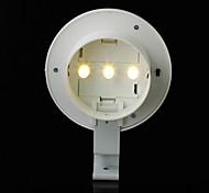 Cool White Light LED Multi-Purpose Gutter/Fence Solar Light