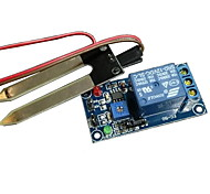 Relay Module    Soil Moisture Relay   Soil Moisture Sensor   (For Arduino) Smart Car