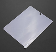 Quality Tempered Glass Transparent Front Screen Protector with Cleaning Cloth and Home Button Stickers for iPad 2/3/4
