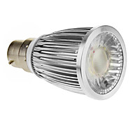 Faretti 1 COB B22 5 W 420-450 LM Luce fredda AC 85-265 V