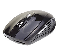 Comfortable Shape Optical Wireless 2.4GHz Mice Mouse for Laptop/PC/Notebook (Assorted Colors)