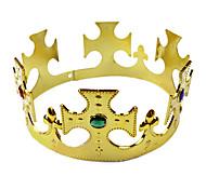 lureme®christmas rey don bandas para la cabeza de la corona