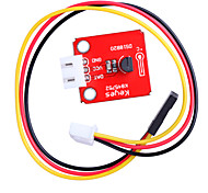DS18B20 Temperature Sensor Single Bus Digital Temperature Sensor Red