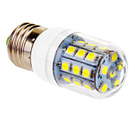 Lampadine a pannocchia 30 SMD 5050 T E26/E27 4 W 450 LM Luce fredda AC 220-240 V