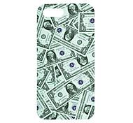 Para Funda iPhone 5 Diseños Funda Cubierta Trasera Funda Azulejos Dura Policarbonato iPhone SE/5s/5