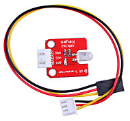 Infrared Emission Module IR Emitter Sensor Red