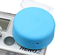 Silicone Cap for Gopro HD Hero2 (Baby Blue)