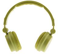 A3 Deep Bass On-Ear Hi-fi Stereo Music Auriculares