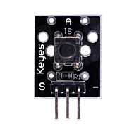 New (For Arduino) Key Switch Sensor Module - Black