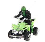 Wltoys Mini RC Racing Car (Green)