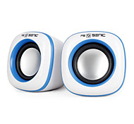 SENIC SN-432 Tragbarer Mini-Lautsprecher für Laptops / PC (1 Paar)