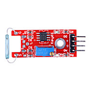 Magnetic Detect Switch with LED Indicator for (For Arduino) (DC 3-5V)