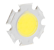 DIY 5W 420-500LM 300mA 6000K Cool White Luz Módulo LED integrado (15-17V)