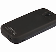 Backup Power Supply 4500mah S4/9500 Rechargerable Battery Case Power Charger with Leather Case