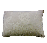 Classic Flower Decorative Pillow Cover