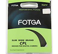 FOTGA Pro1-D 49mm Magro Multi-Revestido Filtro Ultra Cpl Polarizador Circular Lens