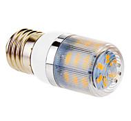 Bombillas LED de Mazorca T E26/E27 4W 24 SMD 5730 360 LM Blanco Cálido AC 100-240 V