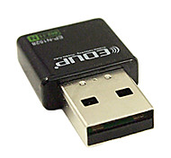 EDUP EP-MS1528 300Mbps Wireless LAN USB Mini Network Adapter Card 802.11n