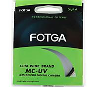 Fotga 72mm ultra delgado Pro10 Mc Multi Capa-filtro UV Ultravioleta protector de lente