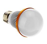 E26/E27 6 W 15 SMD 5730 550 LM Cool White Globe Bulbs AC 85-265 V