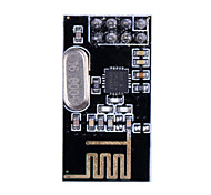 NRF24L01 2.4GHz Wireless Transceiver Module for (For Arduino) - Black