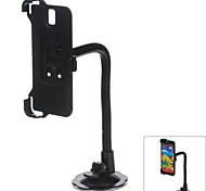 360 Degree Rotation Holder Mount w/ H29 Suction Cup for Samsung Galaxy Note 3 N9006 – Black
