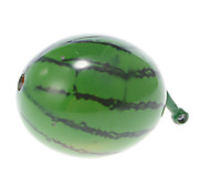 Watermelon Style Green Metal Gas Lighter